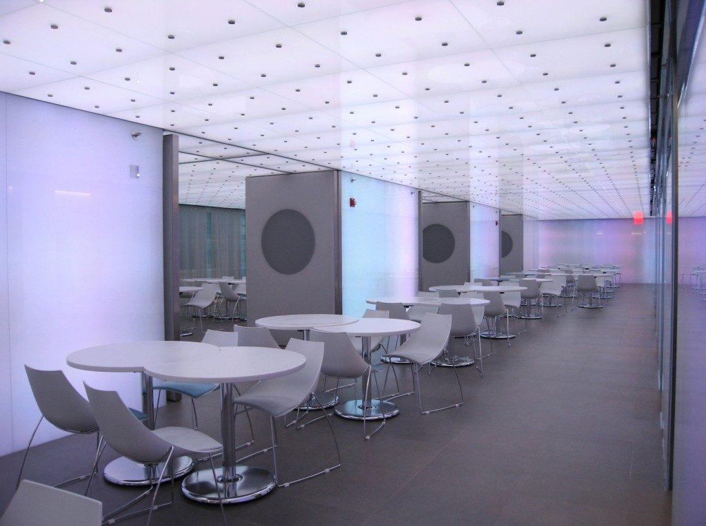 Condè  Nast Cafeteria